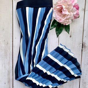 Plaited Long Skirt H&M
